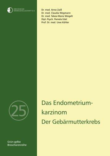 Das Endometrium- karzinom - St. Georg