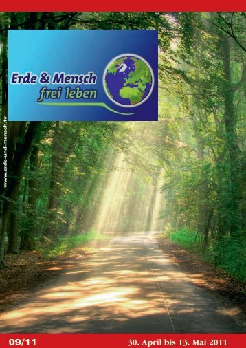 UR-ALL-TV_23_2009 31-10-2009 korrigiert.qxd - Erde und Mensch