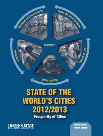 STATE OF THE WORLD'S CITIES 2012/2013 - PreventionWeb