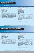 winter classes 2013 - Wilmette Theatre - Page 6