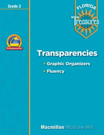 Fluency Transparency 2 - Glencoe