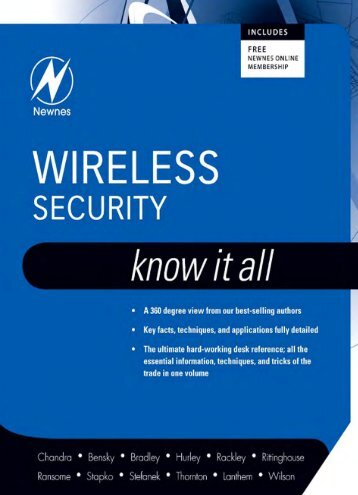 Wireless Security - Read