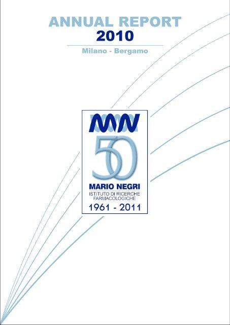Untitled Istituto Di Ricerche Farmacologiche Mario Negri