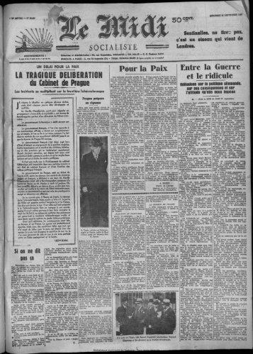Pour la Paix - Bibliothèque de Toulouse