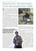 Omega Gesundheitsstelle ist ein gemeinnütziger Verein und ... - Seite 6