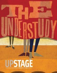 The Understudy - Roundabout Theatre Company