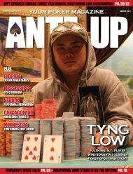 TYNG LOW - Ante Up Magazine