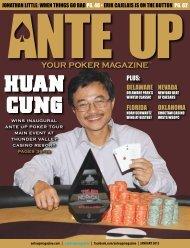Download .pdf - Ante Up Magazine