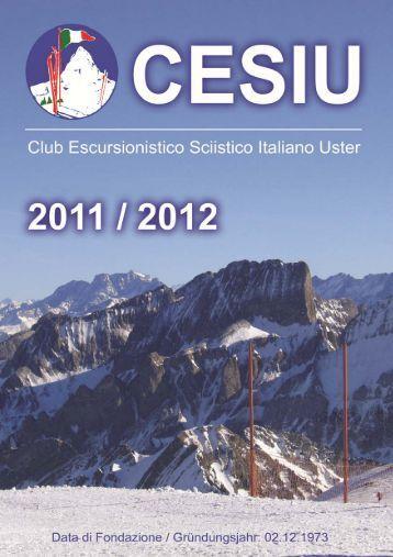 CESIU Heft Komplett 2011-2012