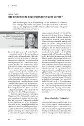 Die Grünen: Eine neue Volkspartei ante portas? - Neue Gesellschaft ...