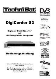 bed_anl_DigiCorder S2_V3_070131.qxp - satpro.ch