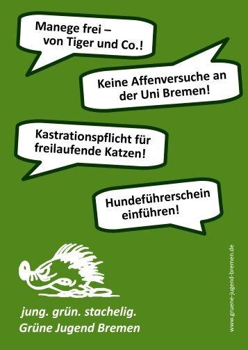 Download - Grüne Jugend Bremen