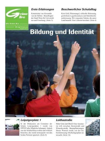 Ausgabe 3/2011 - Die Grünen Brigittenau