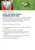 FÜR EINE GRÜNE ZUKUNFT IN HEMMINGEN - Seite 6