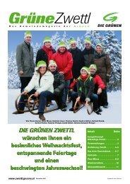 zum Download die komplette Grüne Zeitung als - Die Grünen
