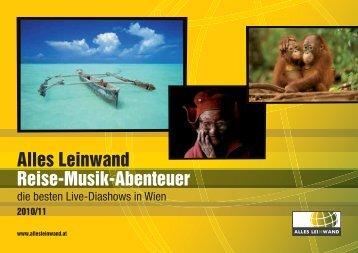 Alles Leinwand Reise-Musik-Abenteuer