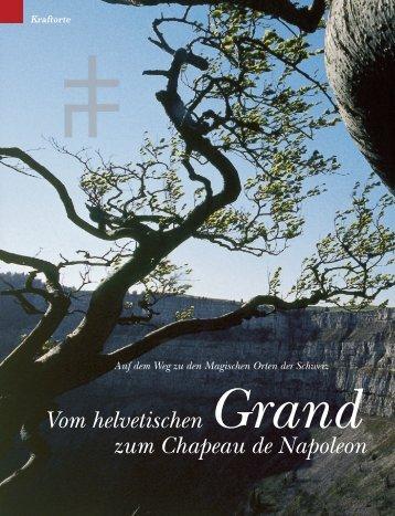 Magische Orte Schweiz - Brunner
