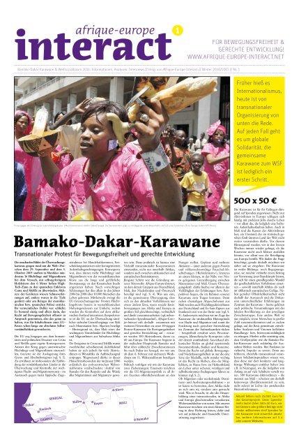 Bamako-Dakar-Karawane О
