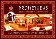 speisekarte zum herunterladen - Restaurant Prometheus Berlin ...