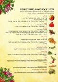 Simanim - Die Symbole von Rosch Haschana - zwst hadracha - Seite 2