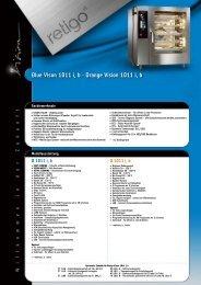 Blue Vison 1011 i, b - Orange Vision 1011 i, b - Elektro Strodthoff
