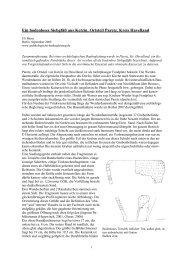 pdf 350 KB - Archäologische Baubegleitung in Brandenburg