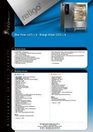 Blue Vison 1221 i, b - Orange Vision 1221 i, b - Elektro Strodthoff