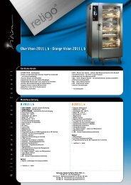 Blue Vison 2011 i, b - Orange Vision 2011 i, b - Elektro Strodthoff