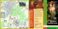T ipp Bergbau- wanderweg - Stadt Balve