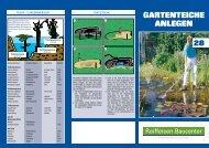 Tipps und Tricks Gartenteich (PDF, 3.9 MB) - ZG Raiffeisen
