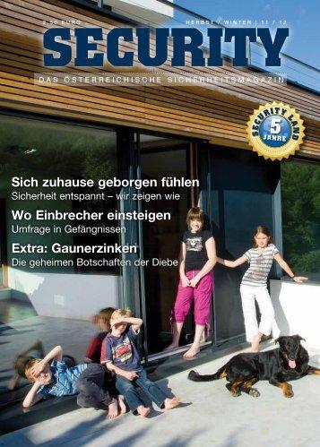 Wien Energie Sicherheitslösungen. - Security Land