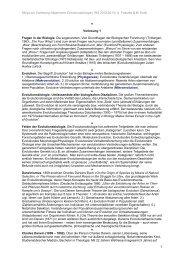 Skript zur Vorlesung - COS Heidelberg