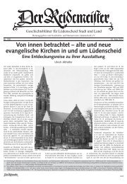 190 - Geschichts- und Heimatvereins Lüdenscheid