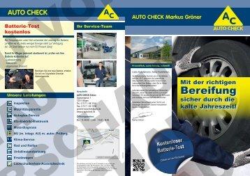 Elektronik Motordiagnose HU (m. integr. AU) - ac-groener.de