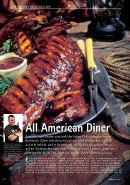 American Diner All American Diner