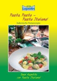 Rezepte Pasta Italiana 08_02 - Loprofin-Studio