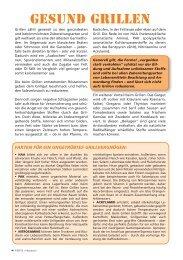 PDF Download >> Gesund Grillen - Fire & Food