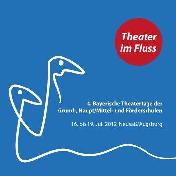 Theater im Fluss - Regierung von Schwaben - Bayern