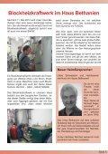 Erlebtes und Erlauschtes - Haus Bethanien - Seite 5