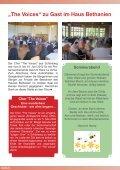Erlebtes und Erlauschtes - Haus Bethanien - Seite 6