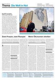 Thema Die Welt in Not - Süddeutsche Zeitung Veranstaltungen