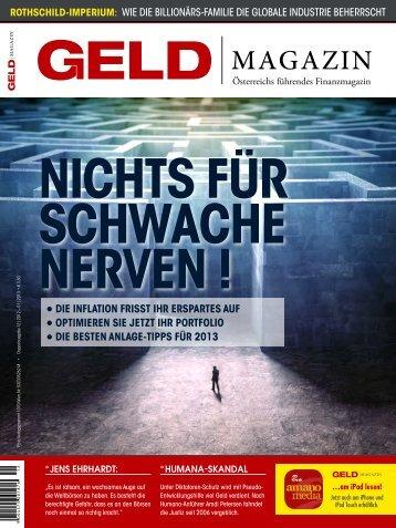 ROTHSCHILD-IMPERIUM: Wie die Billionärs ... - GELD-Magazin