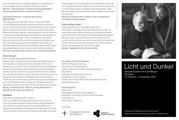 Licht und Dunkel - Abaton