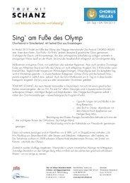 pdf -Herunterladen - CHORUS HELLAS