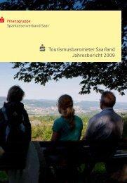 Tourismusbarometer Saarland Jahresbericht 2009 - Sparkassen ...