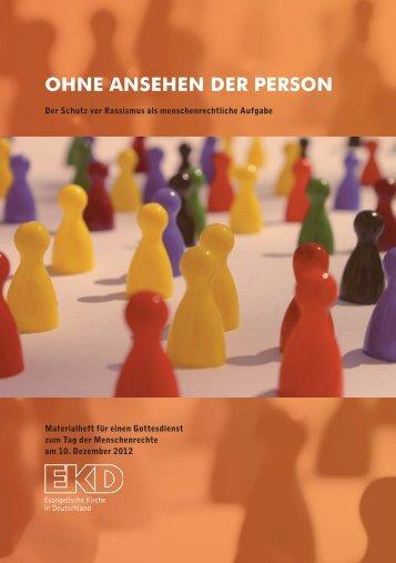 PDF: Ohne Ansehen der Person - Nordkirche