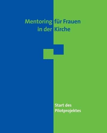 Mentoring-Brosch re Korr. - Evangelische Kirche in Deutschland