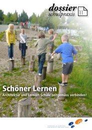 dossier schulpraxis - LEBE Lehrerinnen und Lehrer Bern