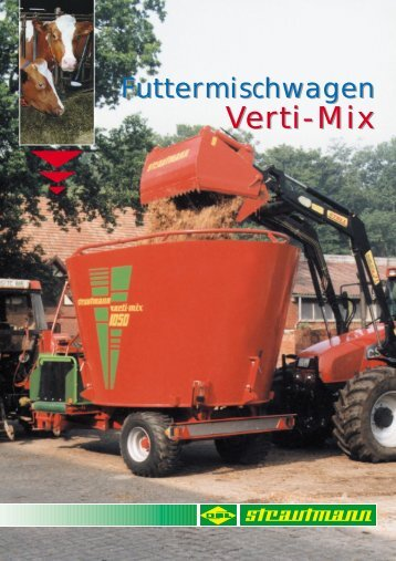 Verti-Mix Verti-Mix