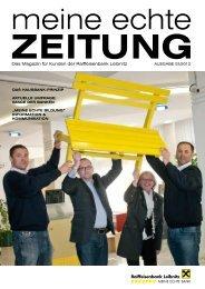 Ausgabe 03-12 (pdf) - Raiffeisenbank Leibnitz